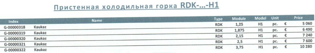 PR RDK