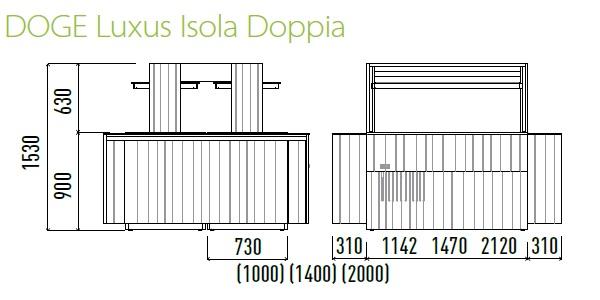 sheme-doge luxus Isola