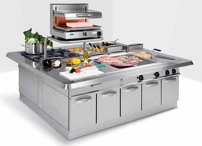 Професианальное кухоное оборудование для рестаранов