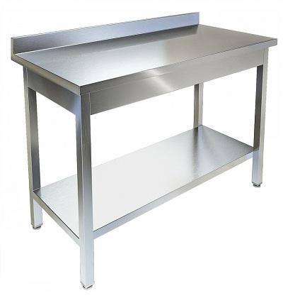 Стол 1500-700 нерж сталь