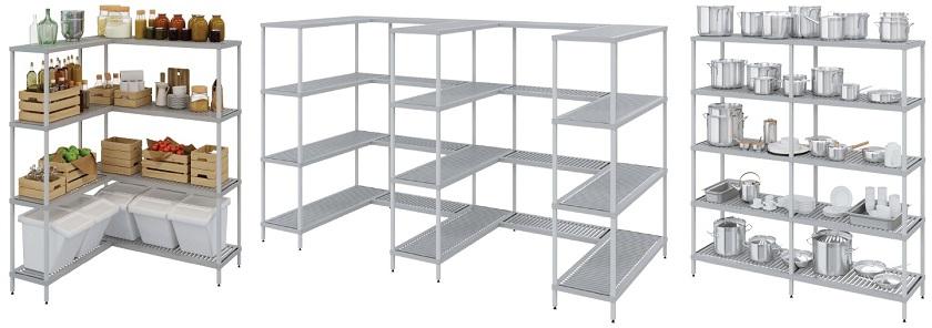 modular shelving systems