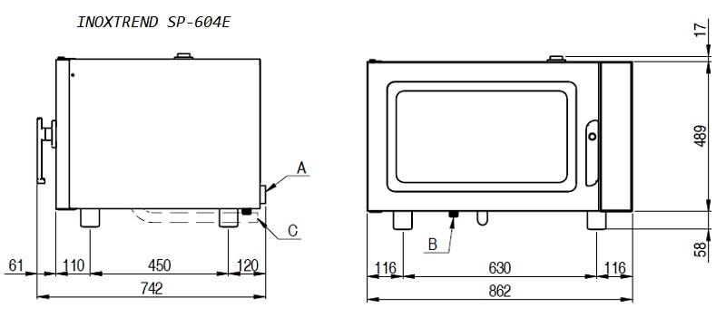 Sheme-Inoxtrend NB-SP-604E01