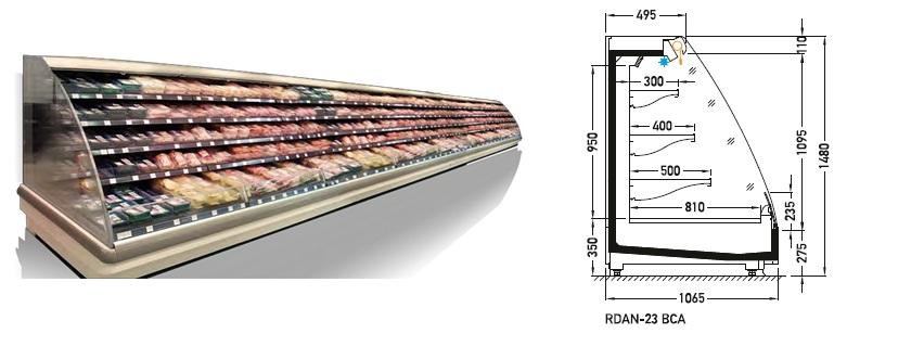 RDAN-23 BCA